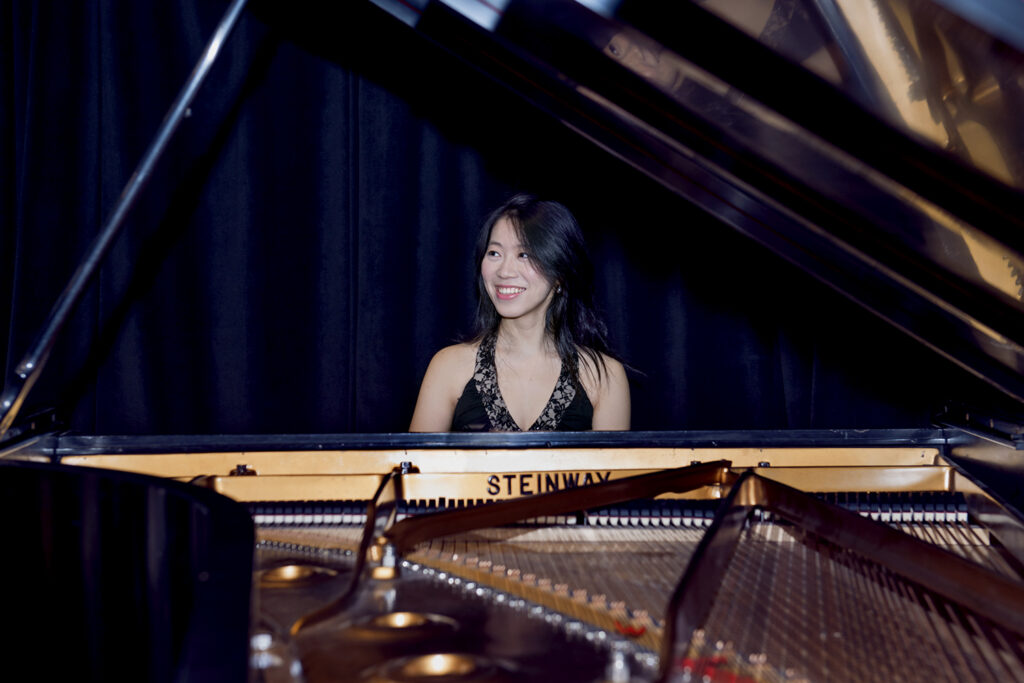 Sophia Zhou, Pianist: Interview