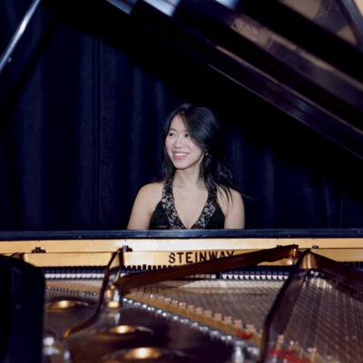 Sophia Zhou, Pianist: Interview