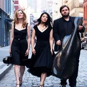 Neave Trio: From Harmony to Dissonance