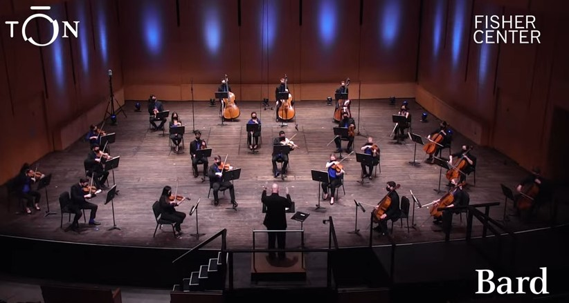 Mind & Heart: The Orchestra Now at Bard