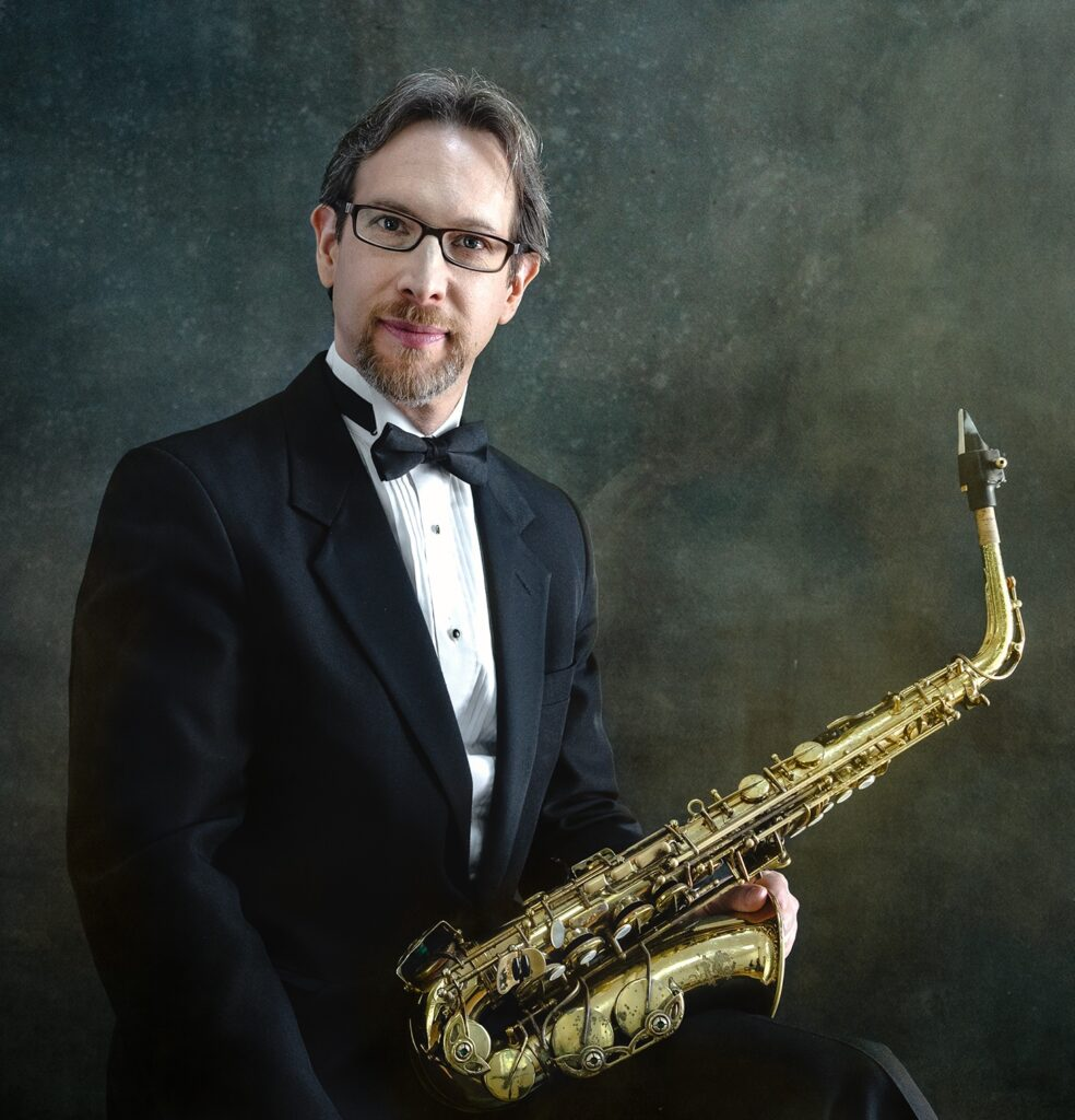 Saxophone on the Run: Interview with Christopher Brellochs